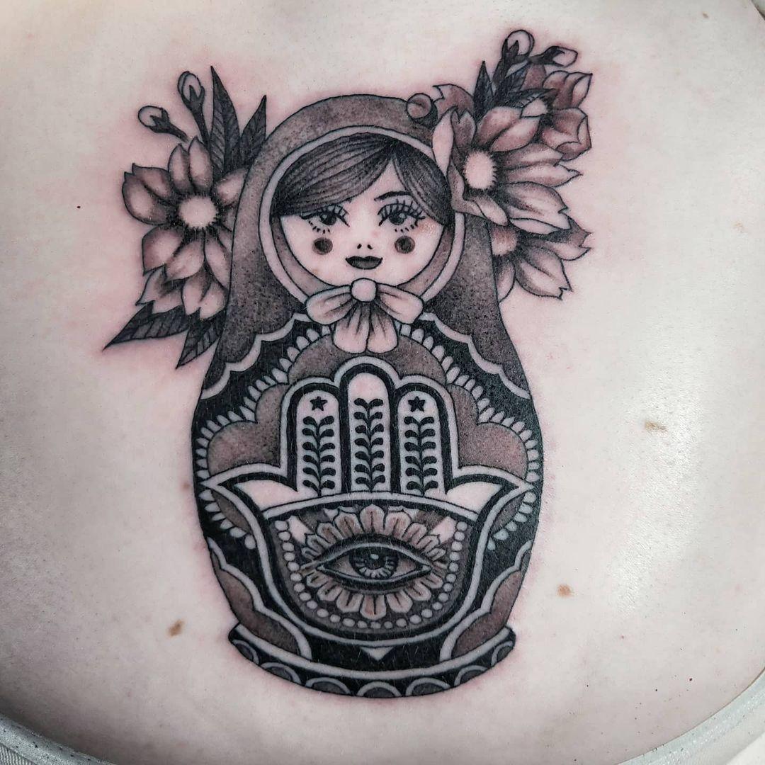 dave clayton tattoo flora 6
